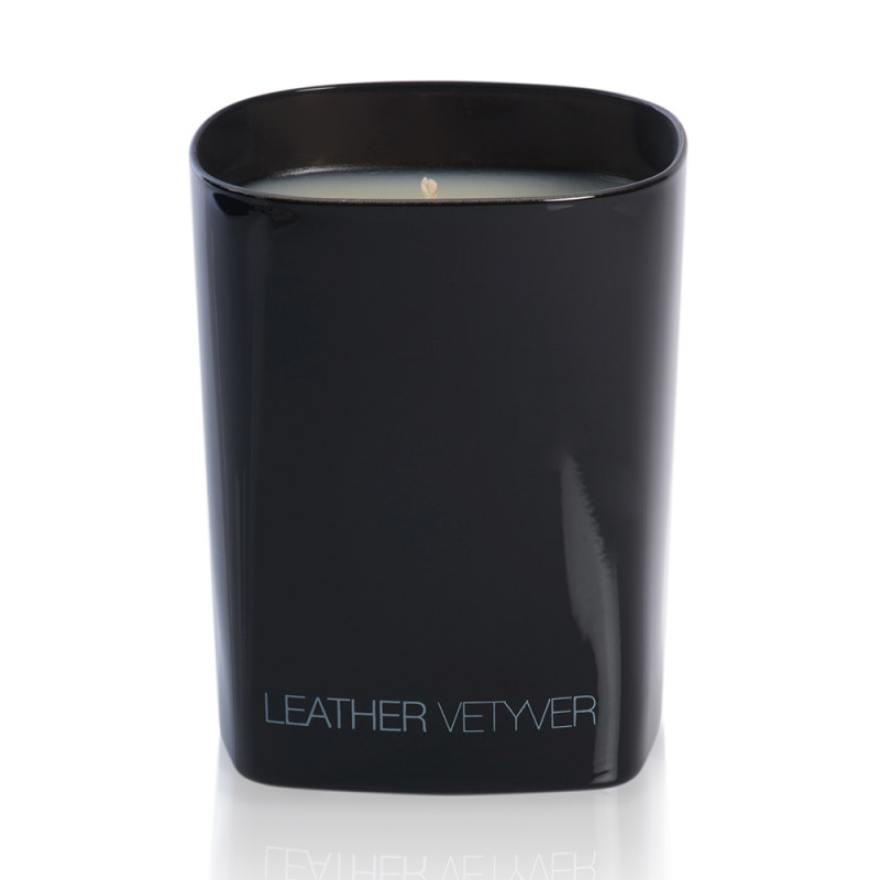 Leather Vetyver