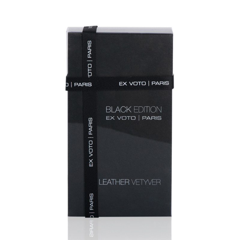 Leather Vetyver