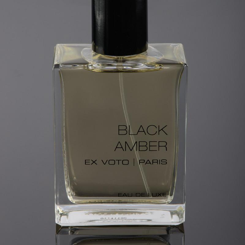 Eau de Luxe Black Amber