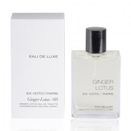 Eau de Luxe Ginger Lotus